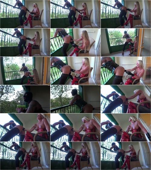 LadyKacyKisha - Arschfotzen Fisting - Latex Hande ficken geil [FullHD 1080p] (MDH)