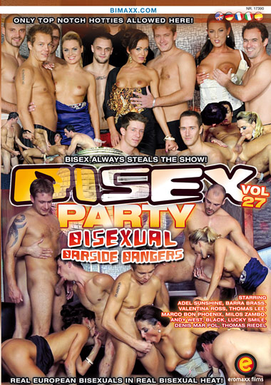 Bi Sex Party 27 - Bisexual Barside Bangers (2013)