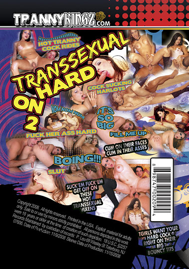 Transsexual Hard On 2 (2009)