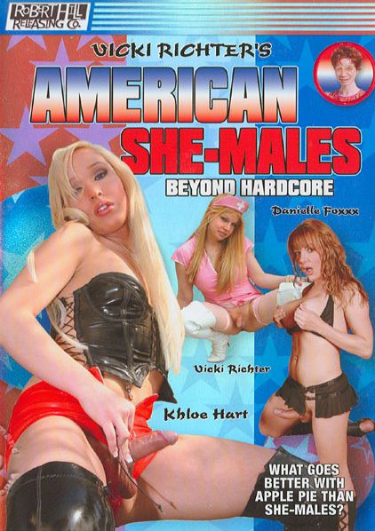American She-Males - Beyond Hardcore (2007)