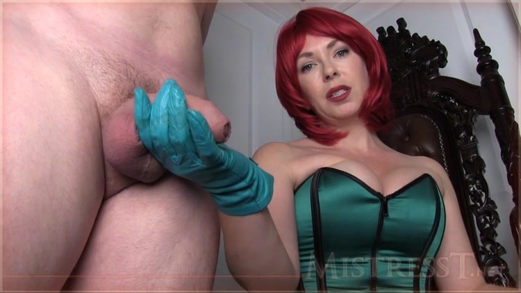 sucking domina fetish