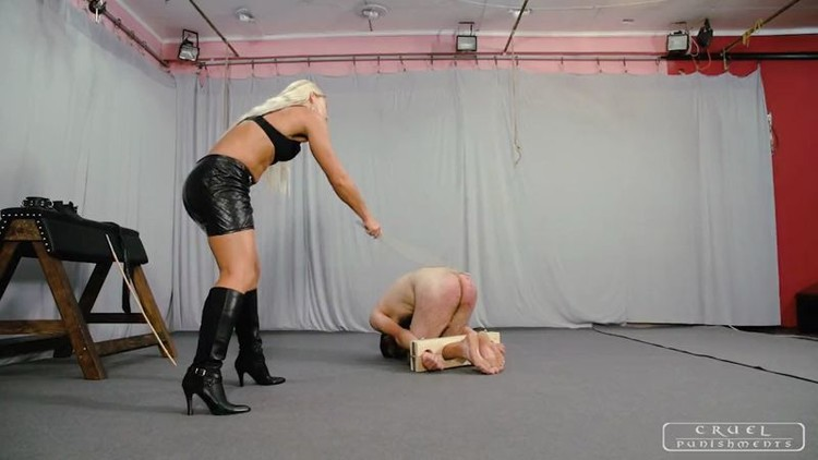 Corporal punishments lady zita
